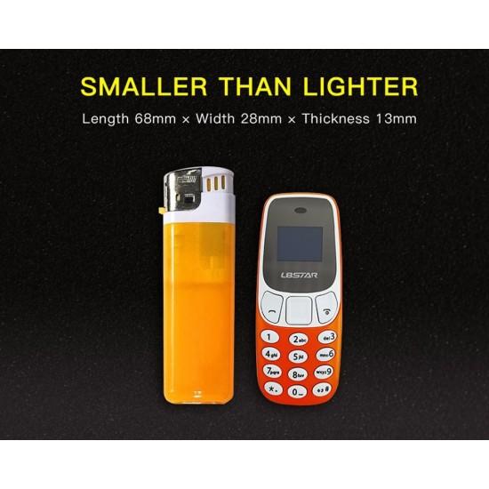 Mini Telefon L8 STAR dual sim, schimbă vocea - Telefoane și Tablete - oferit de sellsell.ro